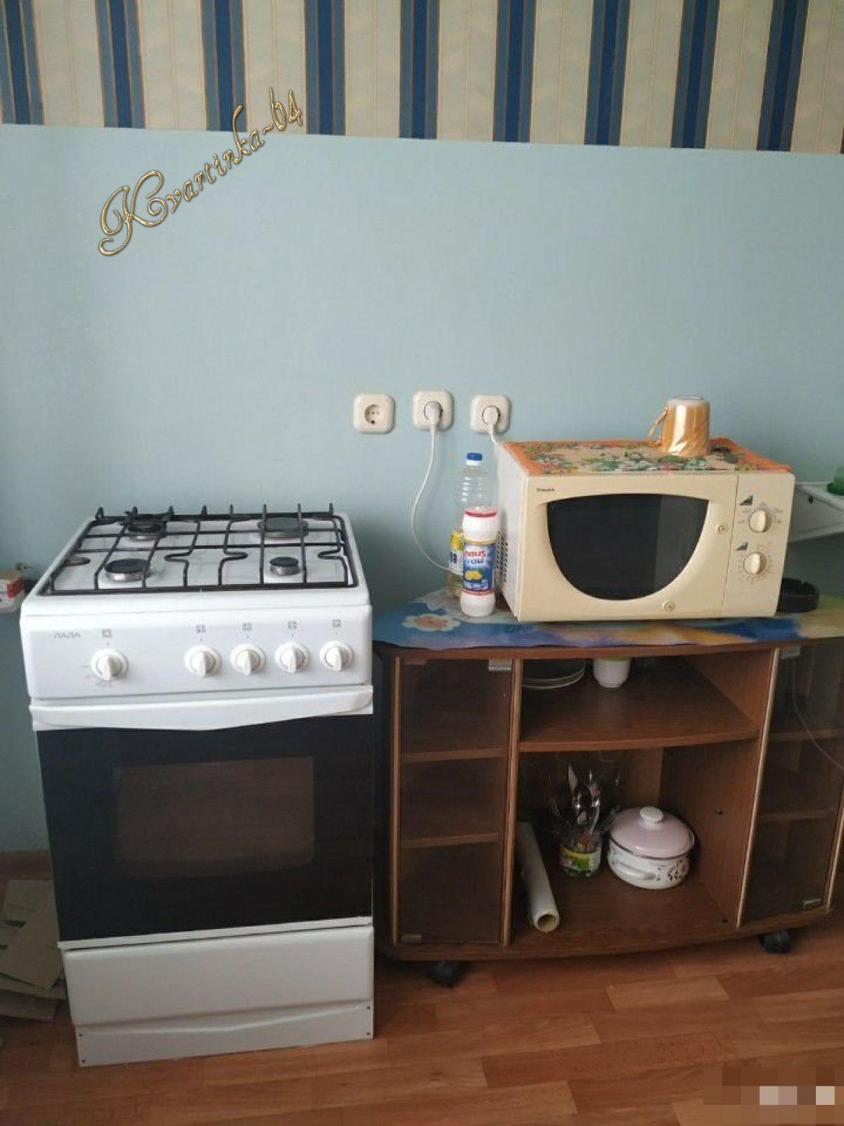 Квартира в аренду по адресу Россия, Саратовская область, Балаково, Степная ул, 68